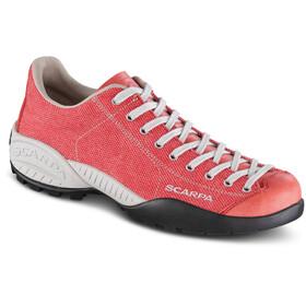 Scarpa Mojito Canvas Schuhe Damen red